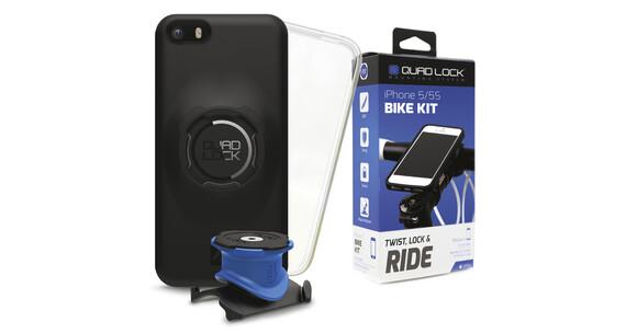 Quad Lock Bike Kit Halter für iPhone 5/iPhone SE